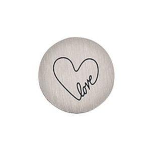 3/$15 🖤 Origami Owl 🖤 Love Script Medium Plate